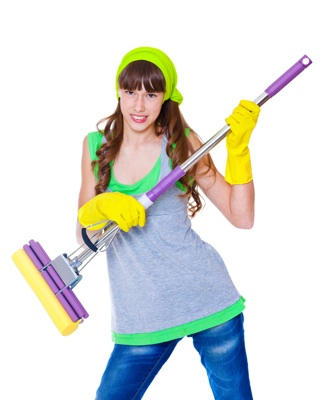 22 Songs That Will Pump You Up For Spring Cleaning