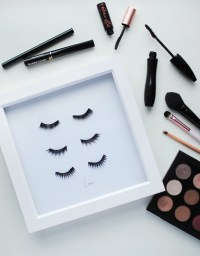 Beauty hack: DIY makeup wall art - GirlsLife