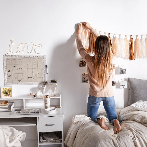 every diy to make your bedroom super cozy + cute - girlslife