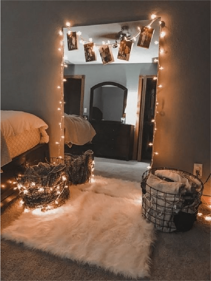 bring mood lighting into your room