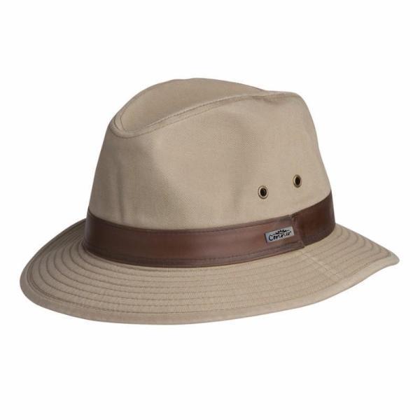 Conner Hats Men' Larimer Cotton Safari Hat