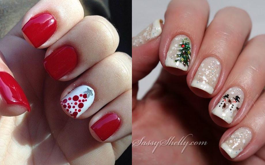 Le migliori nail art per decorare le unghie durante le feste  Glamourit