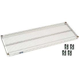 Nexel S2436Z Poly-Z-Brite Wire Shelf 36