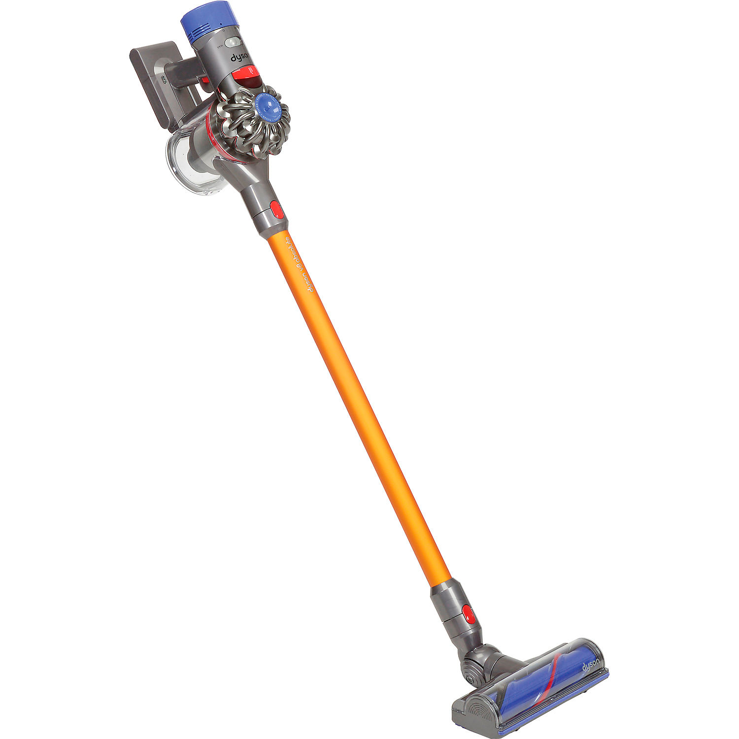 Floor Care Machines Vacuums Vacuums Stick Sweeping Dyson V8 Absolute Stick Vacuum 214730 01 641372 Globalindustrial Com
