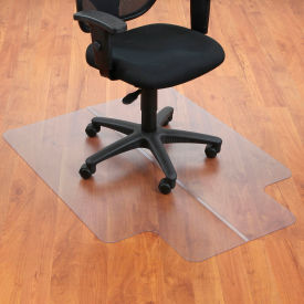 desk chair mats ergonomic buy chairs office mat for hard floor 36 quot w x 48 l with 20 10 lip straight edge 250797 globalindustrial com