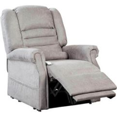 Mega Motion Lift Chair Customer Service Navy Blue Chairs Recliner Serene Power With Infinite Position Dove