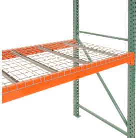global pallet rack wire decking