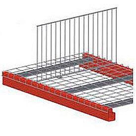 pallet rack wire deck dividers