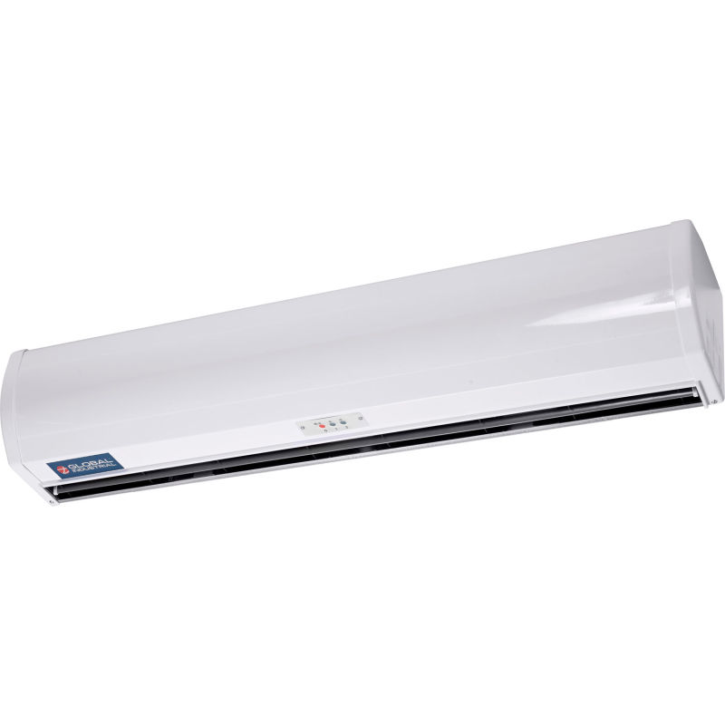 global industrial air curtain with remote control 48 w