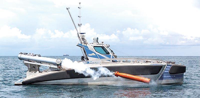 Seagull Elbit Systems - Photo: Elbit