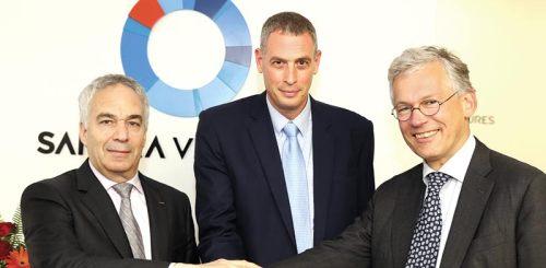 Erez Vigodman, Assaf Barnea, and Frans van Houten