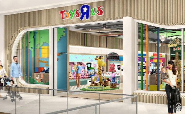 Tru Kids Brands To Bring Back Toys R Us To Paramus Nj
