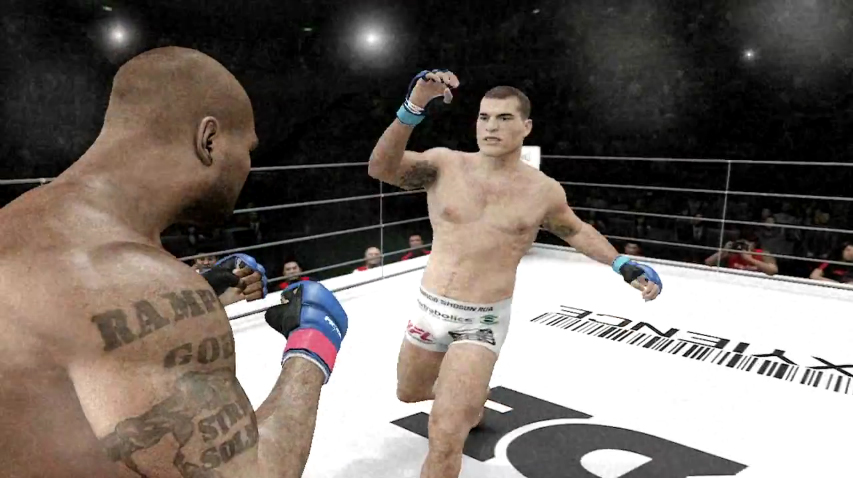 VIDEOGAME REVIEW Bloody elbows and fists in UFC Undisputed 3  SciTech  GMA News Online