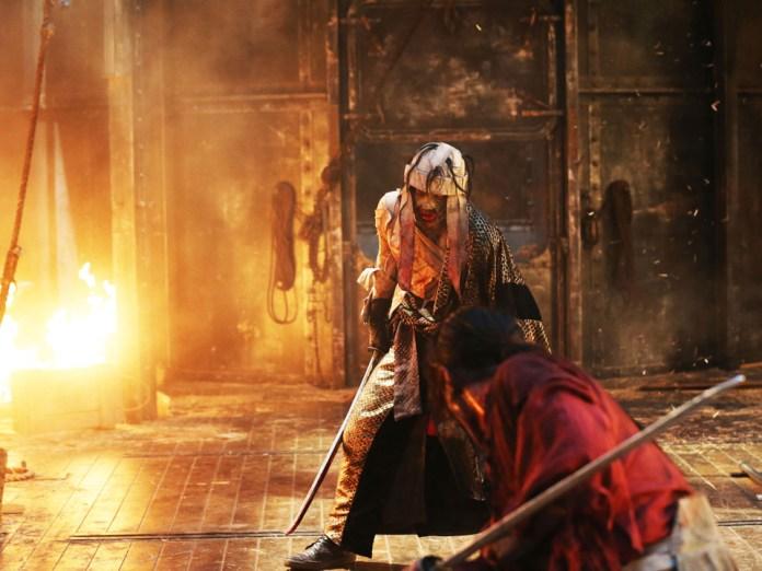 Legend ends as final 'Rurouni Kenshin' film opens in PHL on Sept. 24