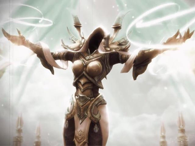 auriel brings the power