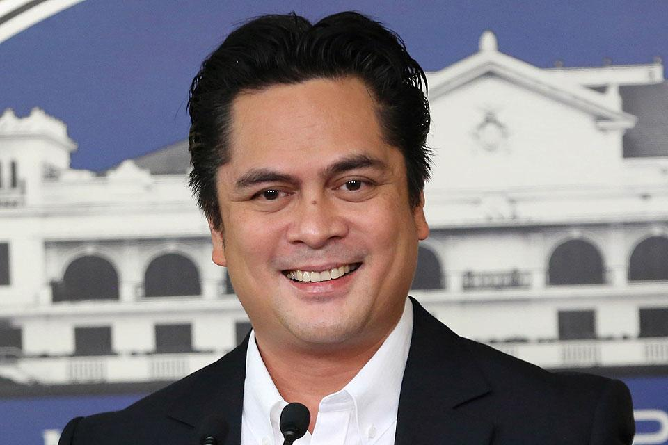 Andanar compares Duterte to Jesus: Like the apostles, I obeyed