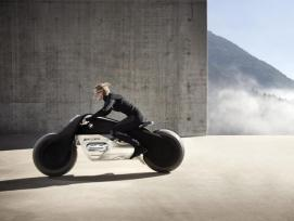 Trendy Techz BMW Self-balancing motor cycle