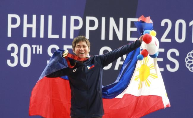 Stars Deliver As Philippines Continues Medal Rush In Sea