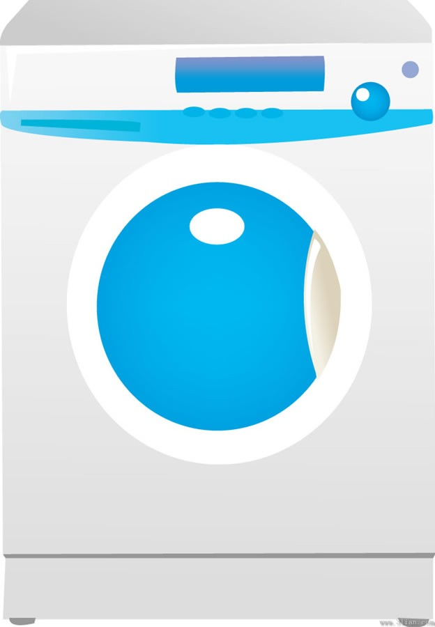Vector Mesin Cuci : vector, mesin, Washing, Machine-vector, Misc-free, Vector, Download
