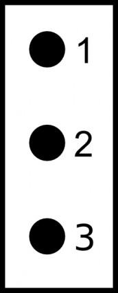 Point Connector Clip Art-vector Clip Art-free Vector Free