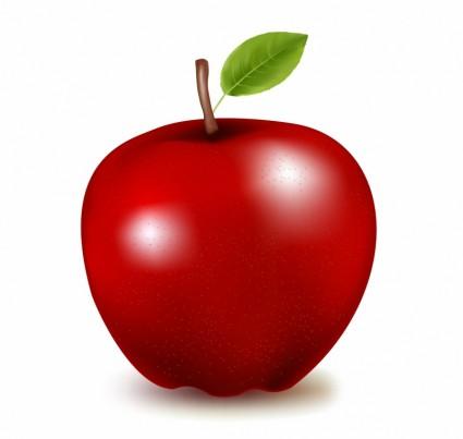 紅蘋果-向量 Misc-免費向量 免費下載