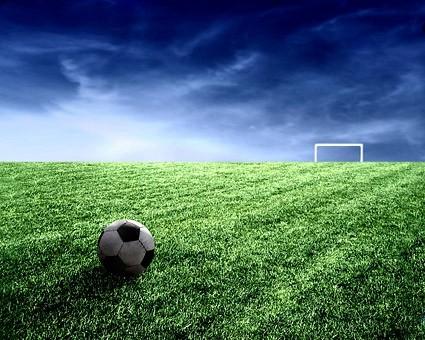 Gambar Lapangan Sepak Bolalangitgratis Foto Download Gratis