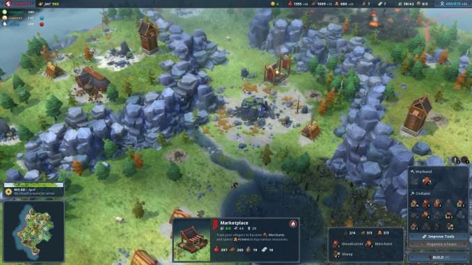 Northgard screenshot 2