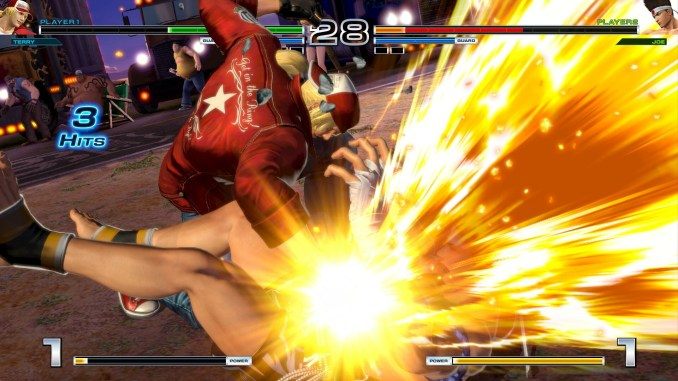The King of Fighters XIV Galaxy Edition screenshot 3