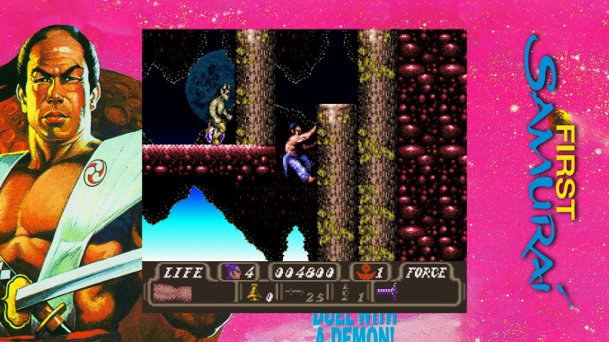 The First + Second Samurai Bundle screenshot 2