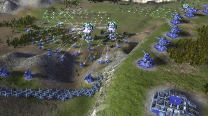 Supreme Commander (Complete) screenshot 1