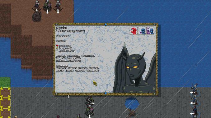 Telepath Tactics screenshot 2