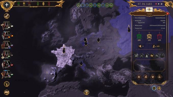 Secret Government screenshot 1