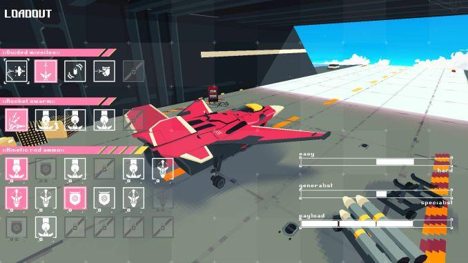 Jet Lancer screenshot 2