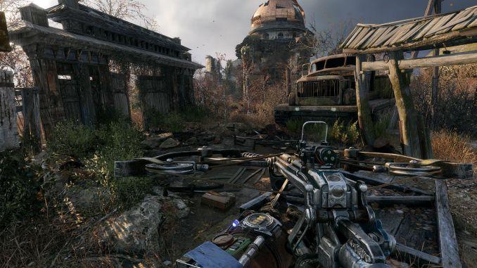 Metro Exodus - Gold Edition screenshot 1