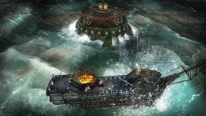 Abandon Ship screenshot 1