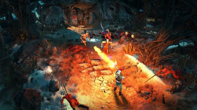 Warhammer: Chaosbane Magnus Edition screenshot 2