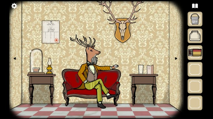 Rusty Lake Hotel + Roots + Paradise [Anthology] screenshot 1
