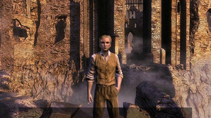 Dracula Trilogy screenshot 2