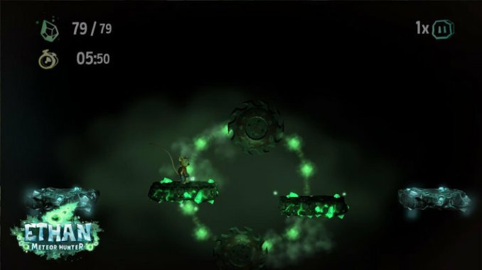 Ethan: Meteor Hunter screenshot 1