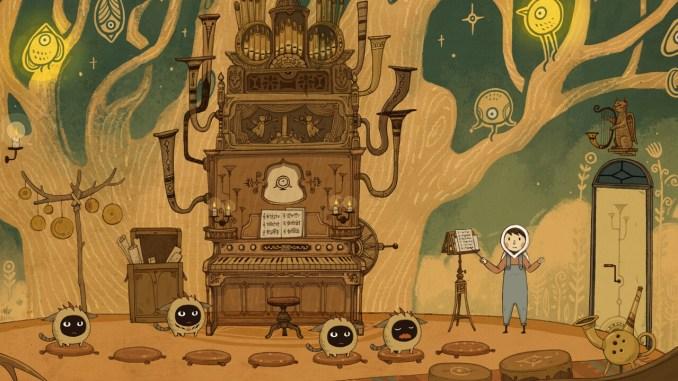 Luna The Shadow Dust screenshot 2