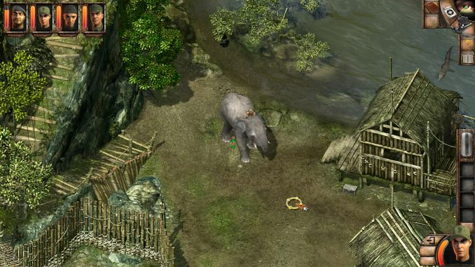 Commandos 2 - HD Remaster screenshot 2