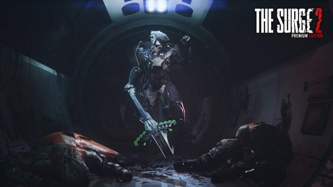 The Surge 2 - Premium Edition screenshot 3