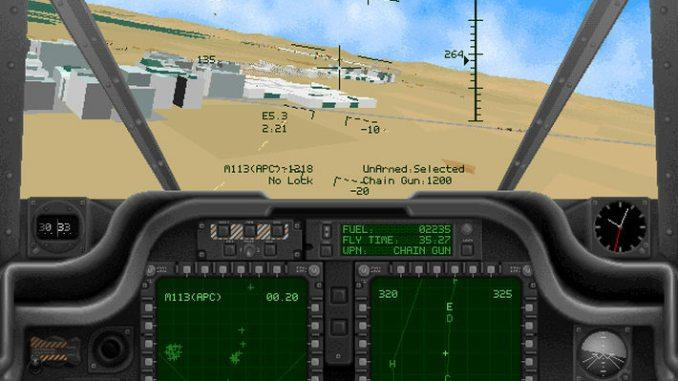 Apache Longbow screenshot 2