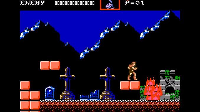 Konami Collector's Series: Castlevania & Contra screenshot 3