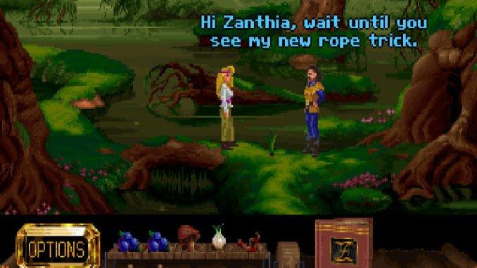 The Legend of Kyrandia (Complete Series) screenshot 2