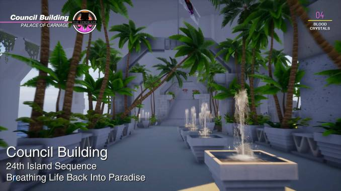 Paradise Killer screenshot 2
