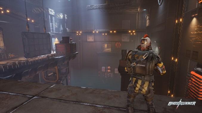 Ghostrunner screenshot 1
