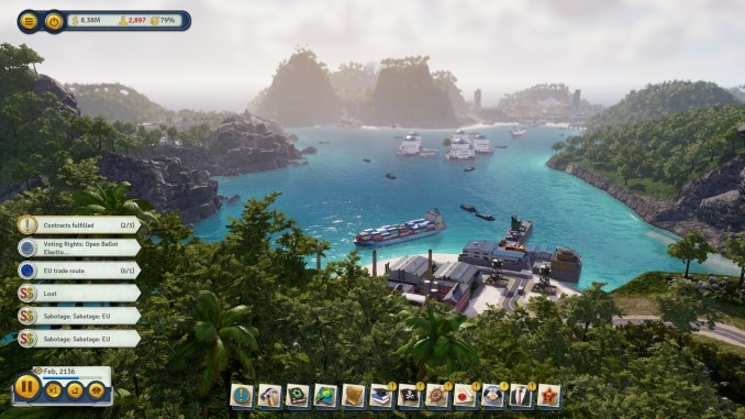 Tropico 6 screenshot 2