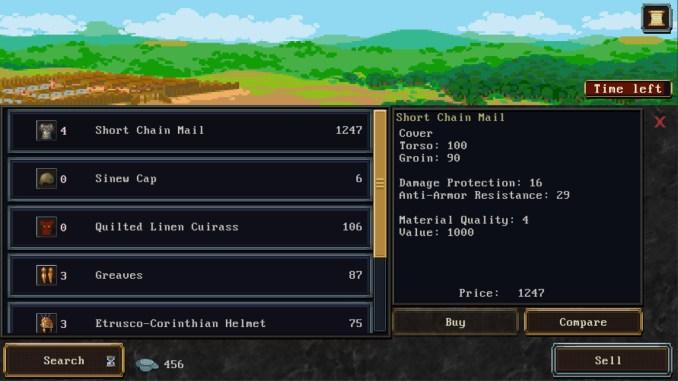A Legionary's Life screenshot 2
