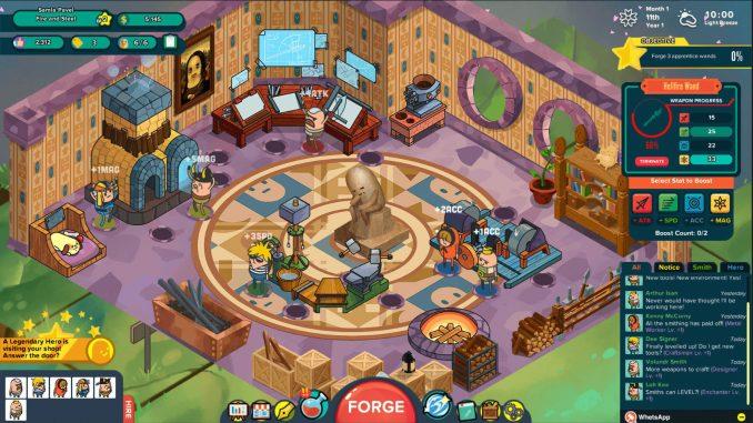 Holy Potatoes! A Weapon Shop?! screenshot 2